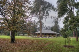 Botanical Gardens - Tea Rooms