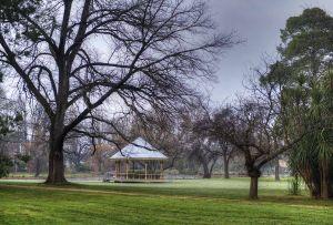 Botanical Gardens - Band Rotunda