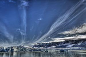 2011 Landscape Award - Spitzbergen Glacier