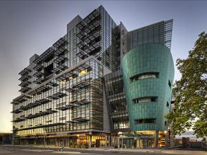 2011 Landscape Award - Adelaide Law Courts