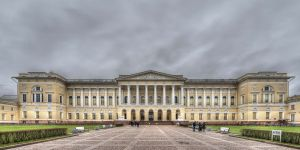 Russian National Museum, St Petersburg 2013 - Outside