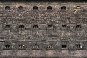 Old Gaol, Melbourne 2012 - Outside