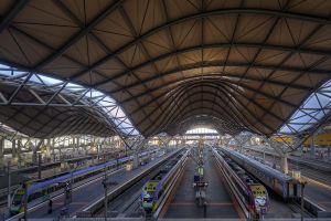 Southern Cross Station,Melbourne 2015 - Inside