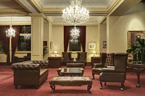 Lobby 1, Hotel Windsor, Melbourne, Australia 2011
