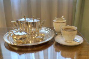 Tea Service, Hotel Windsor, Melbourne, Australia 2011
