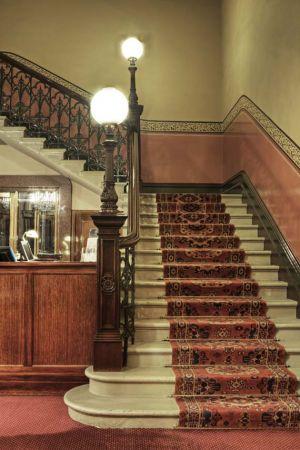 Lobby 2, Hotel Windsor, Melbourne, Australia 2011