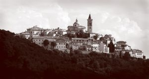 Todi Hill Town, Umbria, Italy 2003