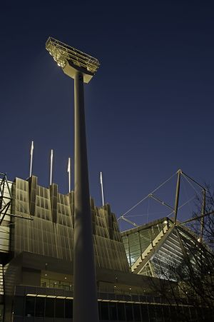 Night Footy at the Melbourne Cricket Ground, Australia 2011