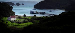 Bay of Islands, North Island, New Zealand 2005