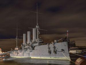 Cruiser Aurora (1900)