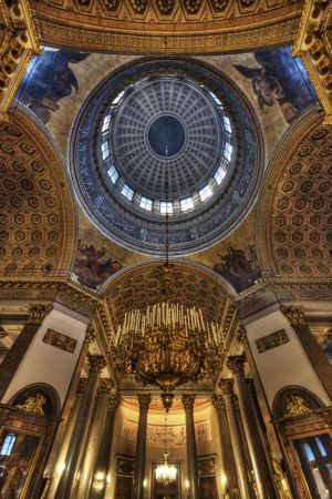 Church of Our Lady of Kazan - internal