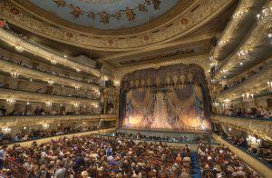 Mariinskiy Theatre - internal 1