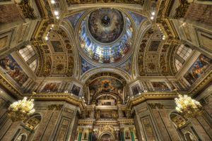 St Isaac's Cathedral internal 1