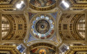 St Isaac's Cathedral internal 2