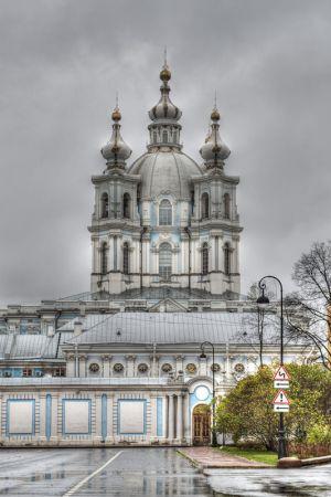 Smolnyy Cathedral