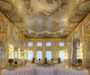 Trarskoe Selo - Catherine Palace - internal